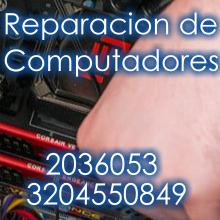 reparacion de computadores bogota